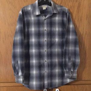 Ruff Hewn Men's L/S Shirt. Sz. Lg
